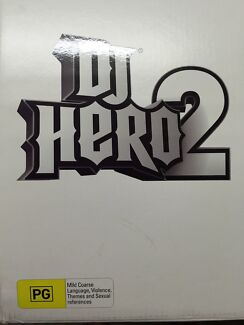 Wii DJ Hero 2 Booval Ipswich City Preview