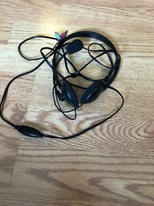 3.5 mm Analog Stereo Headset Microphone