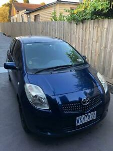 Toyota Yaris 2008 Automatic, 87900km only
