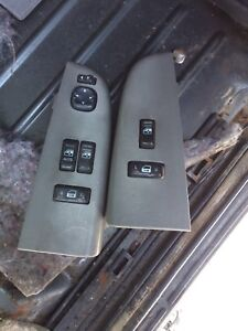 Chevy power window switches