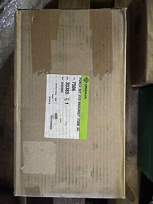 Greenlee 7506 Slug-splitter Self Centering Hydraulic Knockout Punch Set