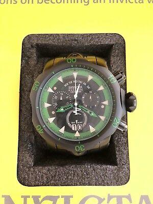 INVICTA VENOM  Reserve Black Label Wristwatch, LIMITED EDITION,W/DIVE CASE, NEW