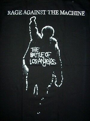 FREE SAME DAY SHIPPING NEW RAGE AGAINST THE MACHINE BATTLE OF L.A. SHIRT LARGE