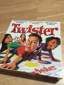 2002 Twister Game