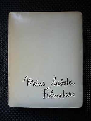 Meine Liebsten Filmstars - UFA Kartensammlung - 39 Karten Union / UFA