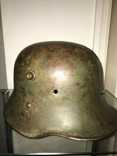 WW1 German M16 Helmet Marked W66