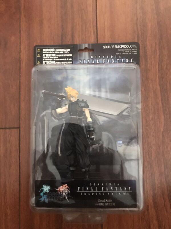 Dissidia Final Fantasy 7 VII FF7 Figurine Figure Trading Arts Vol 1 Cloud Strife