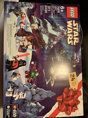 Lego 75279 Star Wars Advent Calendar 2020 Christmas Minifigure Darth Vader NEW