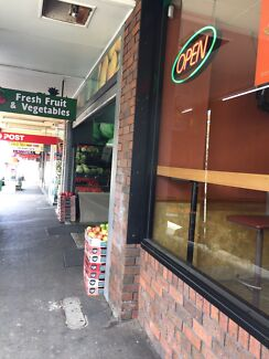 Opportunity - Fruit shop for sale under buying price