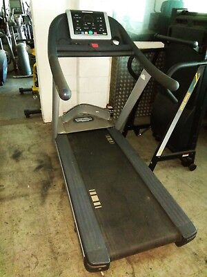 Technogym jog now  500 treadmill problem with start up commercial quality