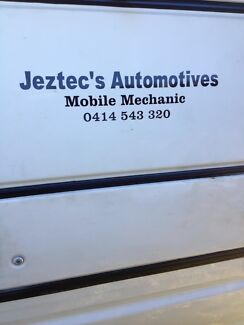 Mobile mechanic Jindalee Brisbane South West Preview