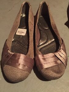Woman's boots and shoes lot