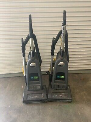Two Tennantnobles V-smu-14 Single Motor Upright Vacuum
