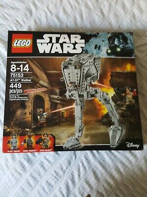 LEGO STAR WARS AT-ST Walker 75153 new,sealed! Retired!!!