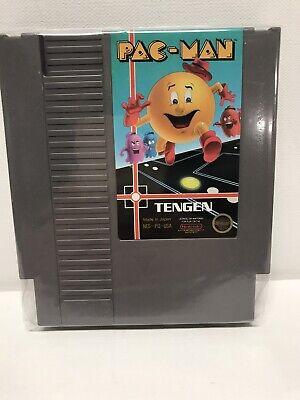 Tengen Pac-Man (Nintendo Entertainment System, 1990)
