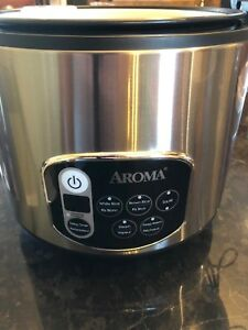 Aroma Rice Cooker and Steamer