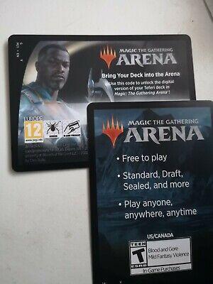 MAGIC MTG Planeswalker Deck Arena Code 2021 Teferi