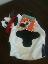 Brand New Cow Suit for Dog Medium Upper Kedron Brisbane North West Preview