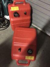25 litre fuel tanks x2 Lidcombe Auburn Area Preview