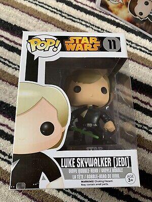 Pop Vinyl Star Wars Luke Skywalker Jedi 11