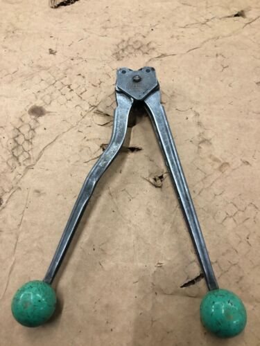 Stanley Strapping Coil Banding CRIMPER TOOL HAND SEALER