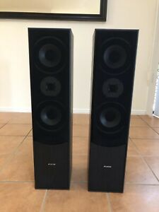 Fenton twin speakers