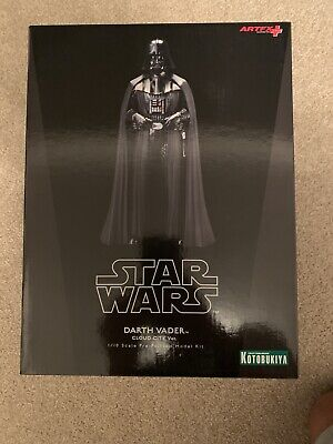 Star Wars Kotobukiya Darth Vader Cloud City Version New Sealed ARTFX+ *