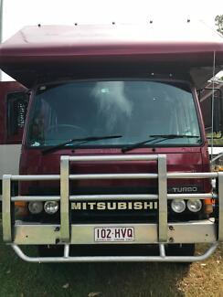 Mitsubishi FK series Truckbased Motorhome