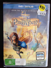 New Tinkerbell and the Pirate Fairy DVD Willetton Canning Area Preview