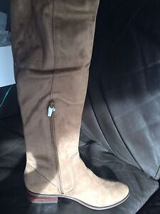 Aldo over the knee boots size 7