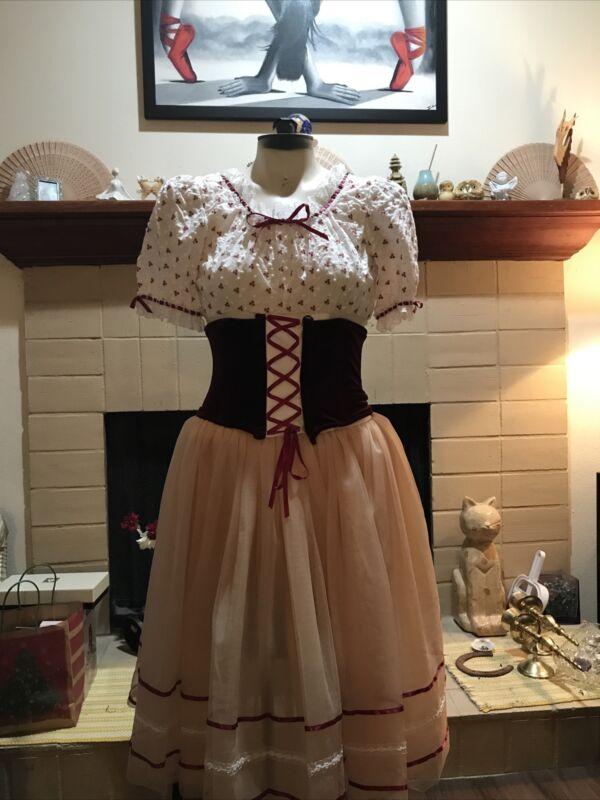 Peasant Dresses Ballet