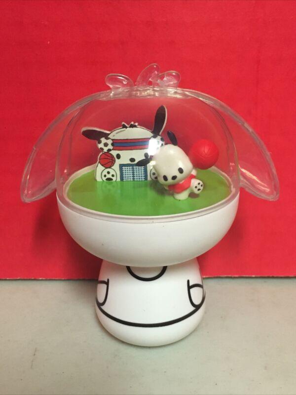 Toynami Hello Sanrio Capsule Diorama Sports Pochacco ONLY 2017
