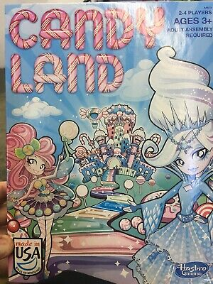 NEW Candy Land CandyLand Board Game Hasbro  - Candyland Gameboard