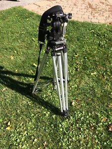 Manfrotto professional tripod,Made in Italy