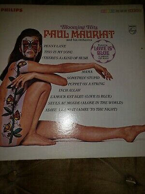 Paul Mauriat and his Orchestra - Blooming Hits LP - PHS-600-248 -