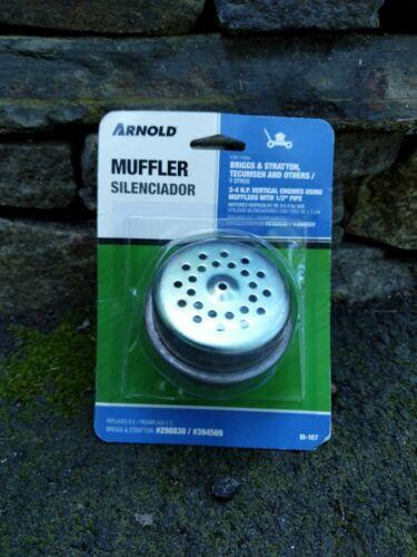 Arnold OE Mower Muffler fits BRIGGS, TECUMSEH 3-4 HP Vert. E