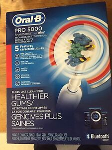 PAWN PRO'S HAS BRAND NEW ORAL B PRO ELECTRIC TOOTHBRUSHES  Peterborough Peterborough Area image 1