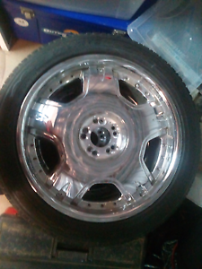 20 inch tyres and rims Eltham Nillumbik Area Preview