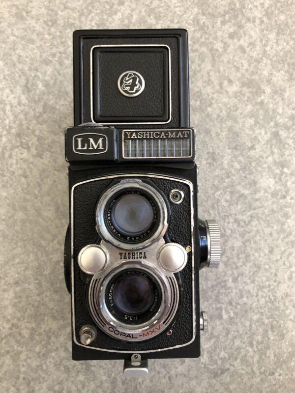 Yashica Mat LM TLR medium format camera FILM TESTED