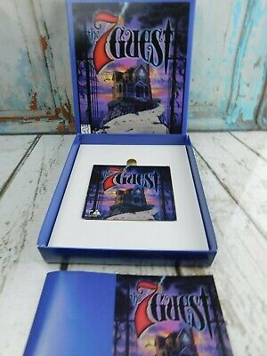 Vintage The 7th Guest Big Box Horror Adventure PC Game CD-ROM VG