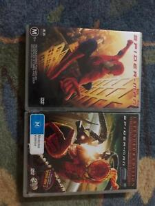 Spider-Man DVDs Forest Glen Maroochydore Area Preview