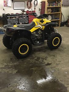 2013 Can-am Renegade 800 xxc