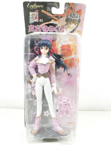 """1997 Sakura Taisen Sakura Wars 8"""" Action Figure 08 SEGA"""