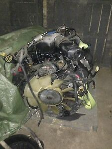 2001 5.4 ford motor and tranny