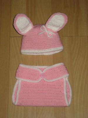 Baby - Kostüm      Fotoshooting Outfit    Mädchen  >> Häschen <<  ()