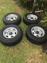 Tyres and rims Birkdale Redland Area Preview