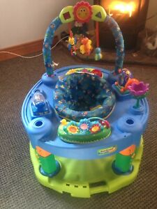 Exersaucer 3 stage