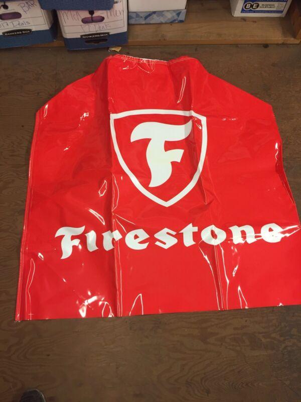 Firestone Tire Stack Cover