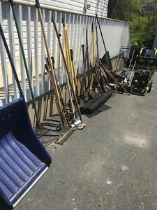 Very is garden tools and landscaping equipment