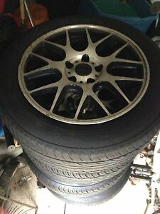"""16"""" tires and rims all season 5 x 112"""